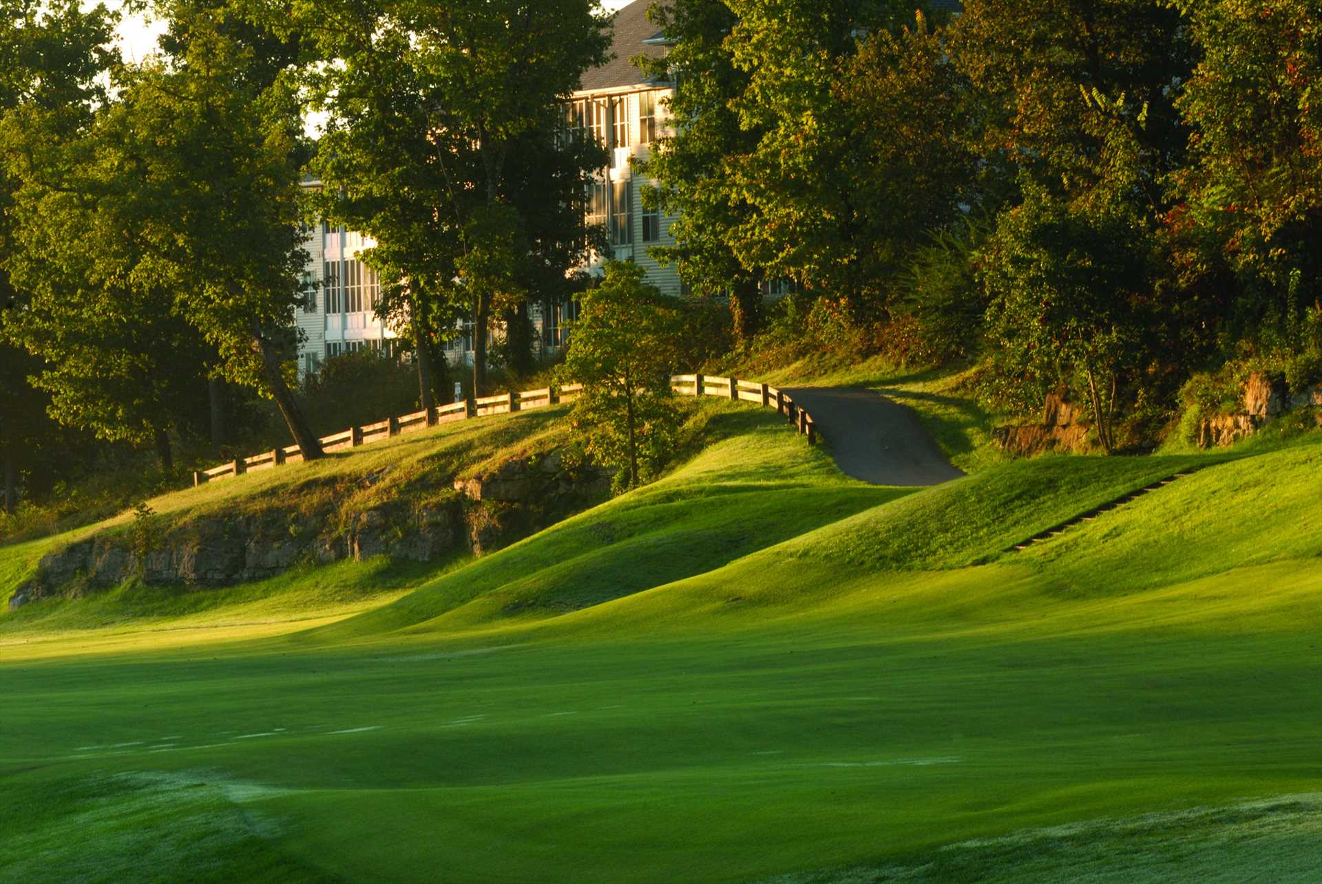 It is hard to talk enough about  the golf in Branson - natio