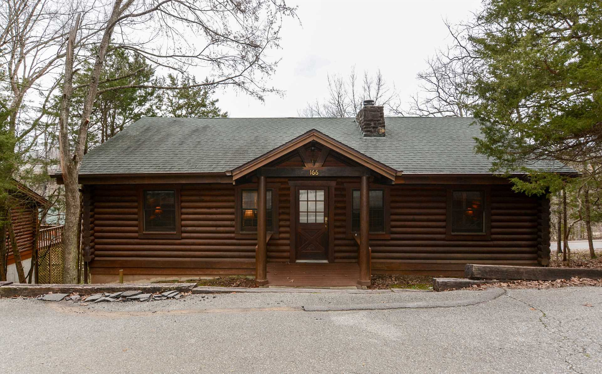 Welcome home! You'll love what this cabin has to offer!
